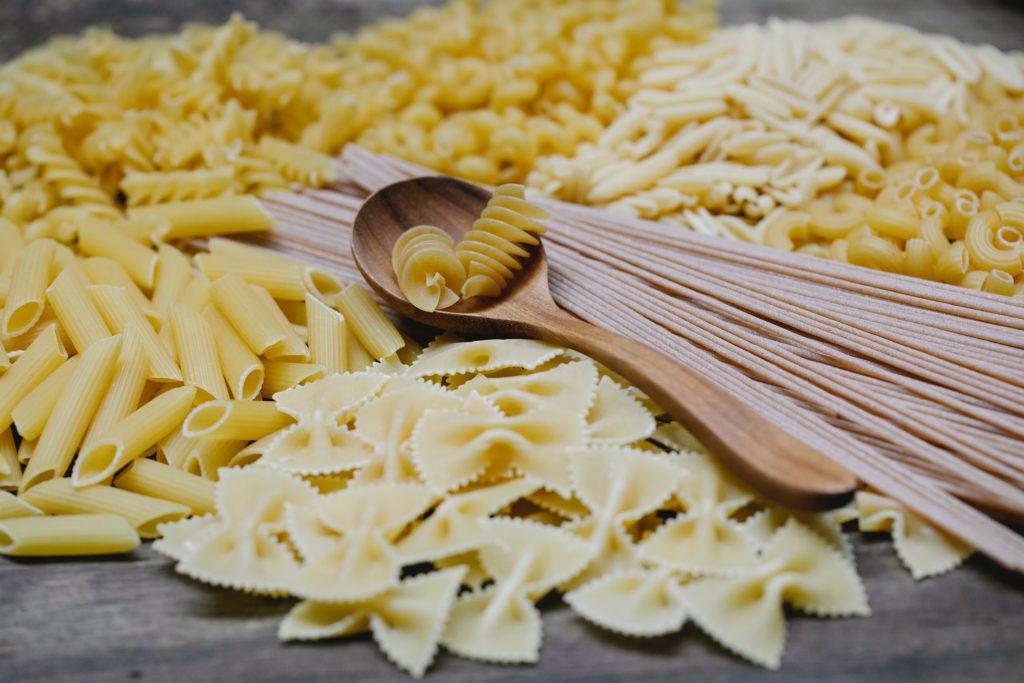 differentes-famille-pâtes-gastronomie-italie